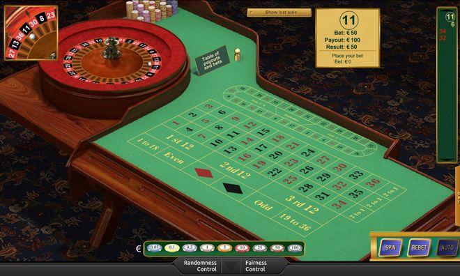 No Zero Roulette Casino
